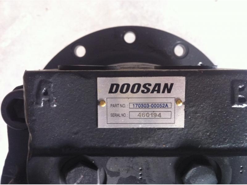 DOOSAN DX260 Swing motor seal kit K9004885A