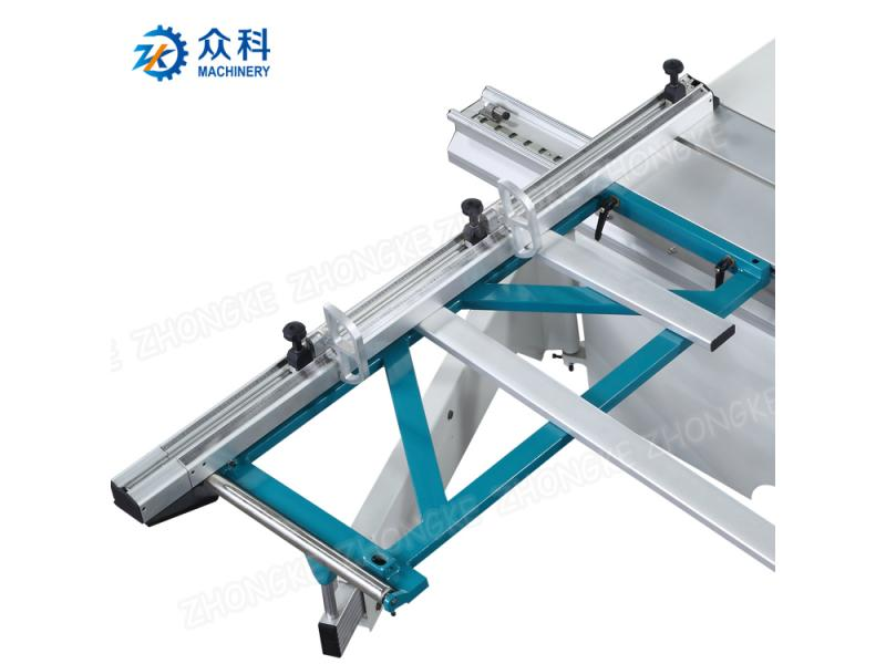 Precision Sliding Table Saw Wood Cutting Saw Woodworking Panel  Sawing Machinery MJ45B