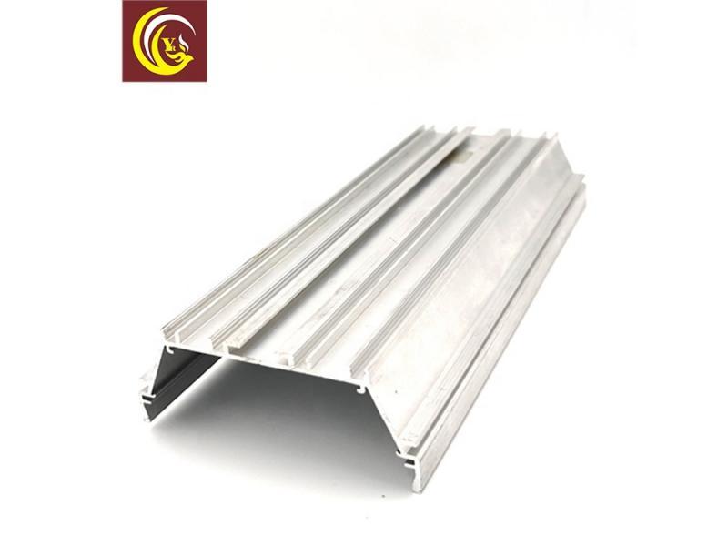 aluminum profile for led stripes cnc machining parts precis Aluminum profile lighting CNC