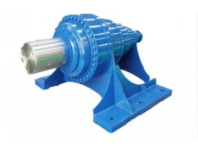 Foot Mounted High Torque Inline Planetary Gearbox for Machining Equipment Equivalent to Bonfiglioli,