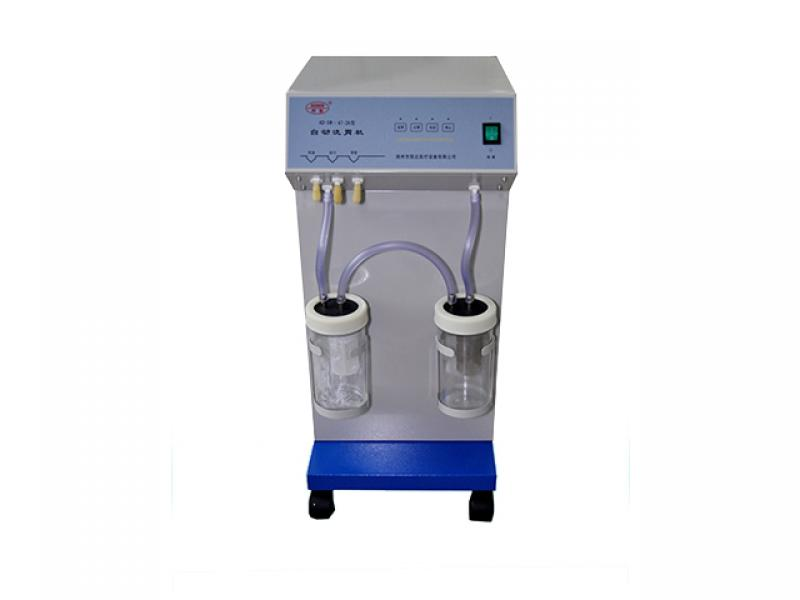 Gastric lavage machine