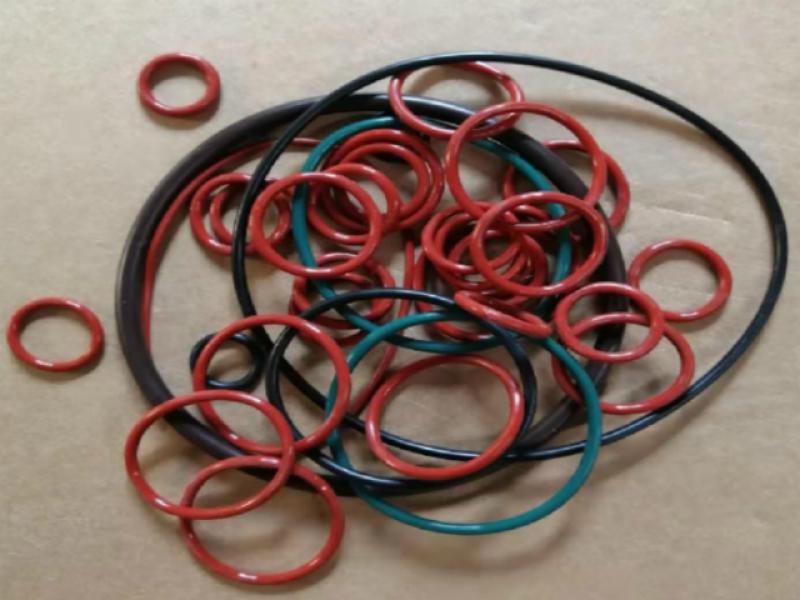 rubber sealed loop