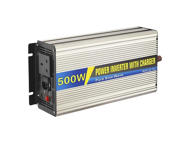 500W Power inverter with charge