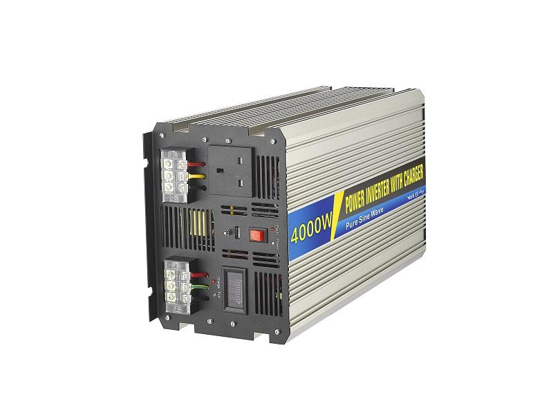 4000W Power inverter wth charge with ups