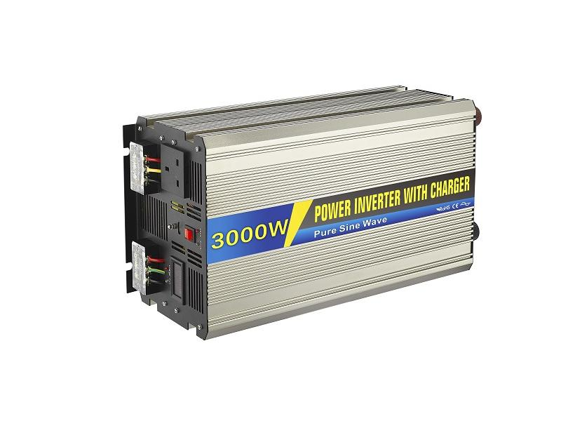 3000W Power inverter with charge