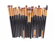 20 make-up makeup brush sets