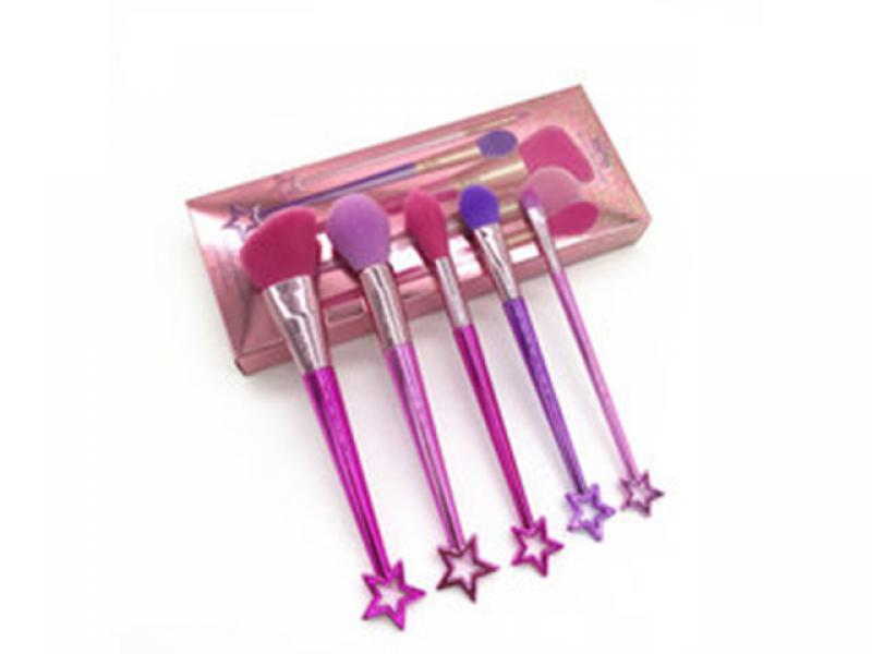 5 stars makeup brush