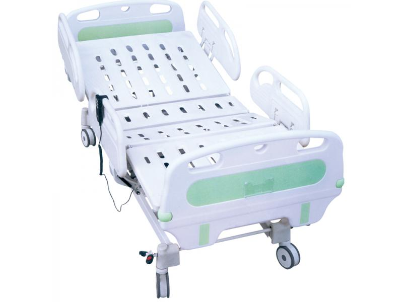 Medical Equipment Five Functions Electric Adjustable Hospital Beds