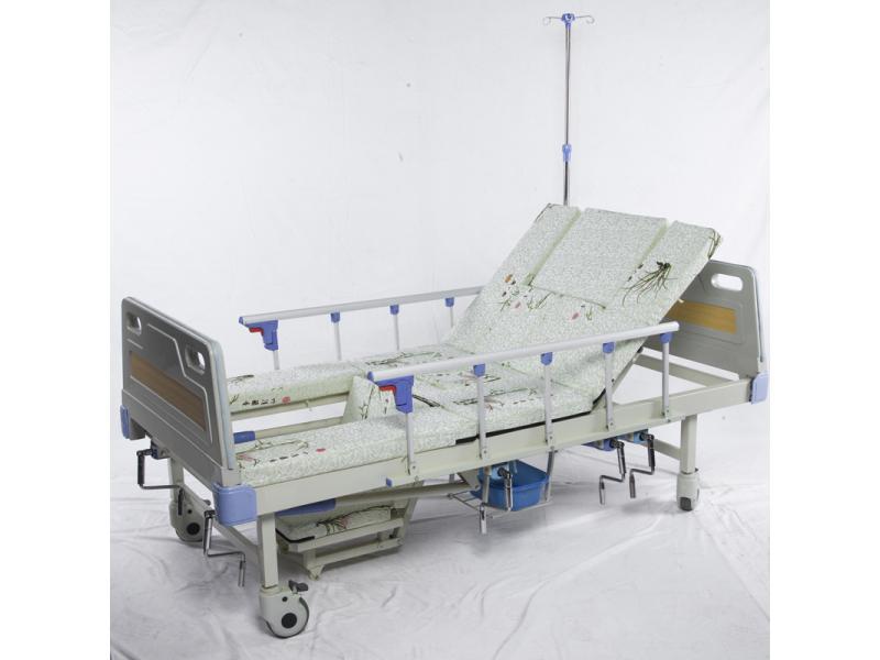 Manufacturer Cheap Medical Handicapped Power Home Nursing Bed For Elderly