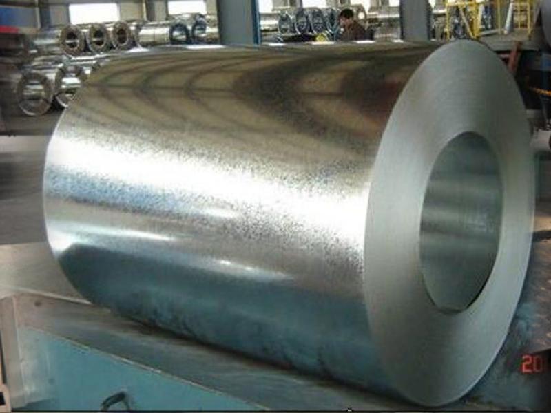 Aluminium zinc plated steel coil