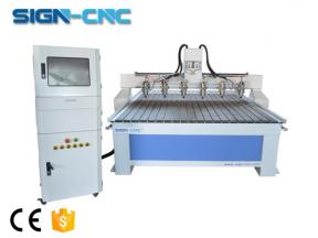 Six-spindles CNC Router
