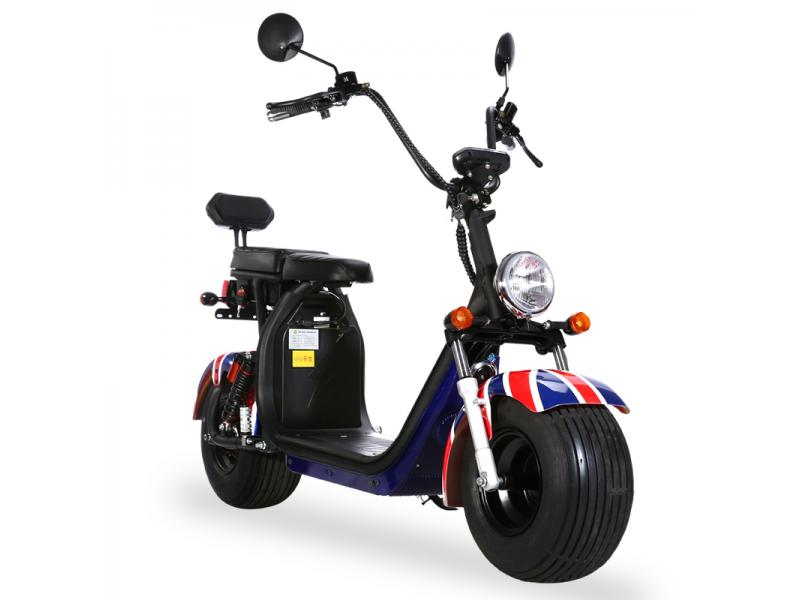 e scooter cictycoco R1