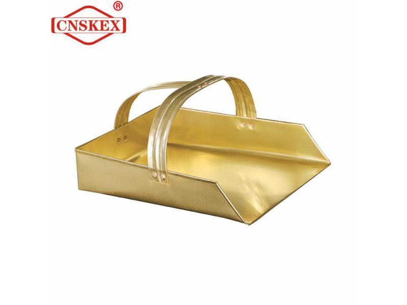 non sparking Dustpan Aluminum bronze and beryllium bronze 150mm safety manual tools