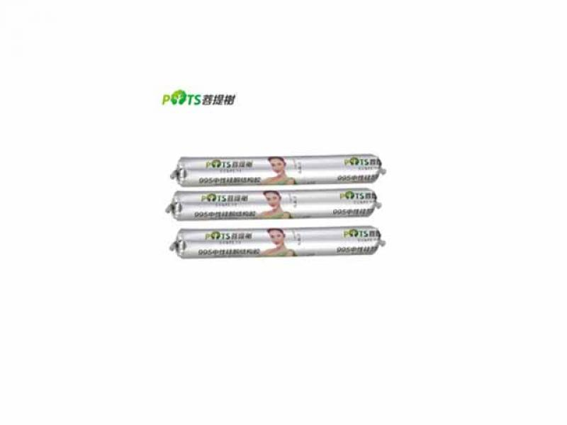 995 neutral silicone weather resistant structural adhesive