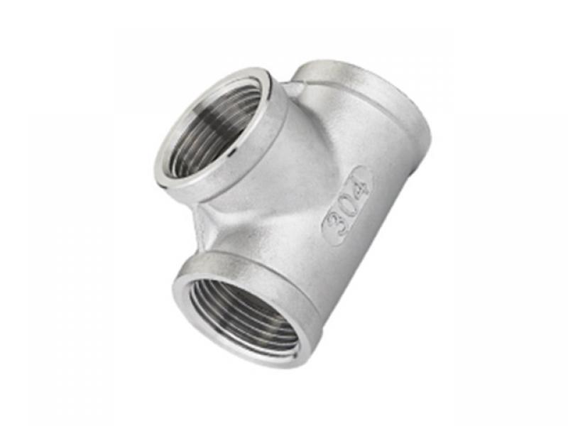 Investment Casting Threaded Fittings