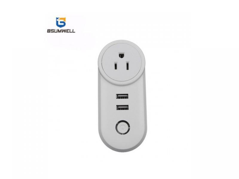 PS178 Smart socket Work with Alexa