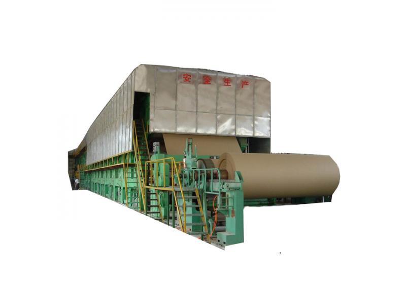 pulp & paper industry solutions for kraft/liner/corrugated-fluting-duplex-carton-grey back paper