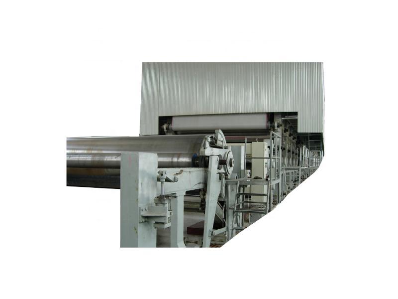 high capacity kraft paper making machine for sale
