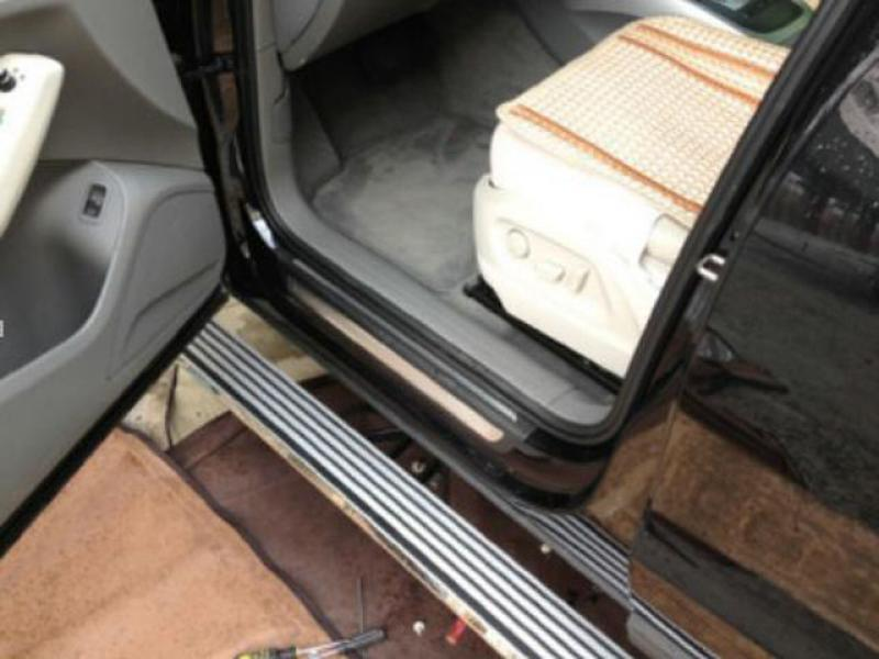 Oboya SUV electric foot pedal