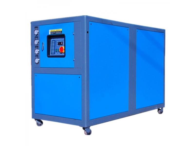 Industrial water cooled water chiller 20 ton