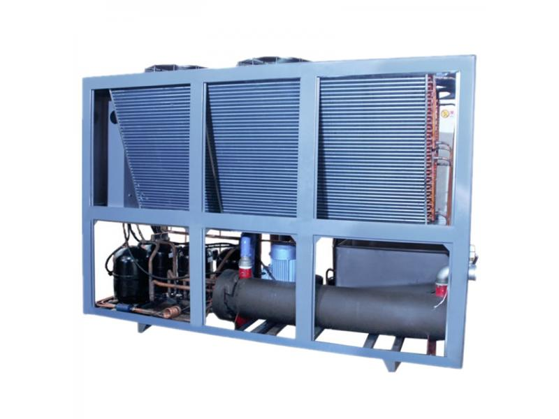 industrial air cooled water chiller 40ton