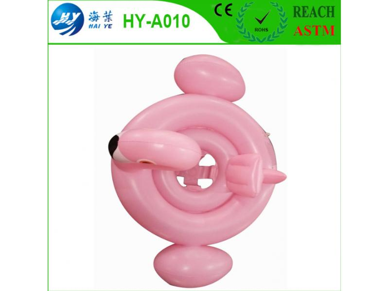 Factory production water inflatable PVC flamingo inflatable environmental protection children water