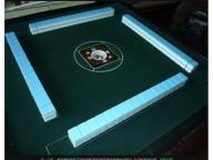 Mahjong tablecloth