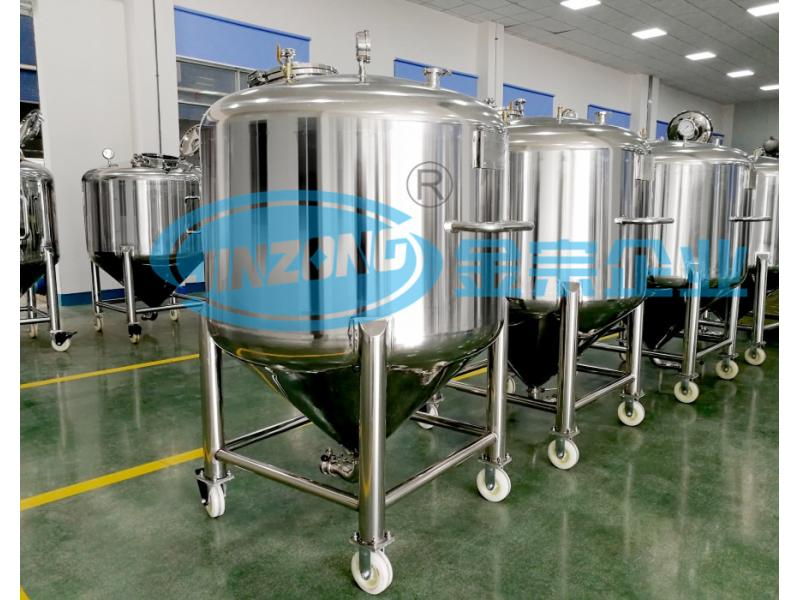 China OEM customized stainless steel Aseptic Storage Tank