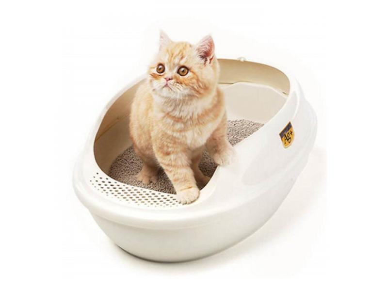 Non Toxic Rose Flavor Cat Litter