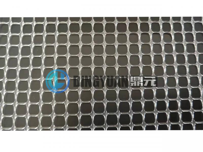 Plastic filter mesh