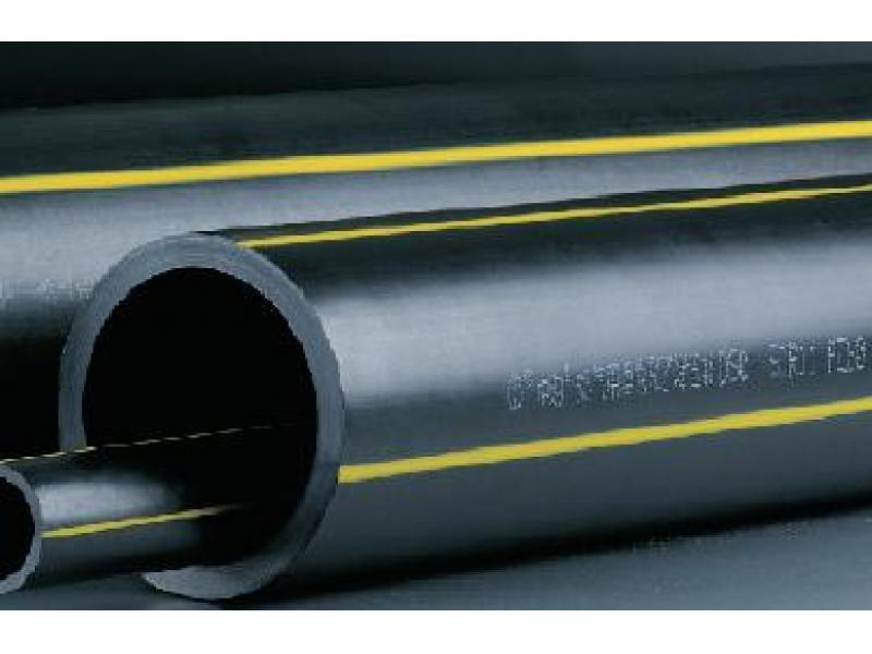 Buried polyethylene (PE) pipe for gas