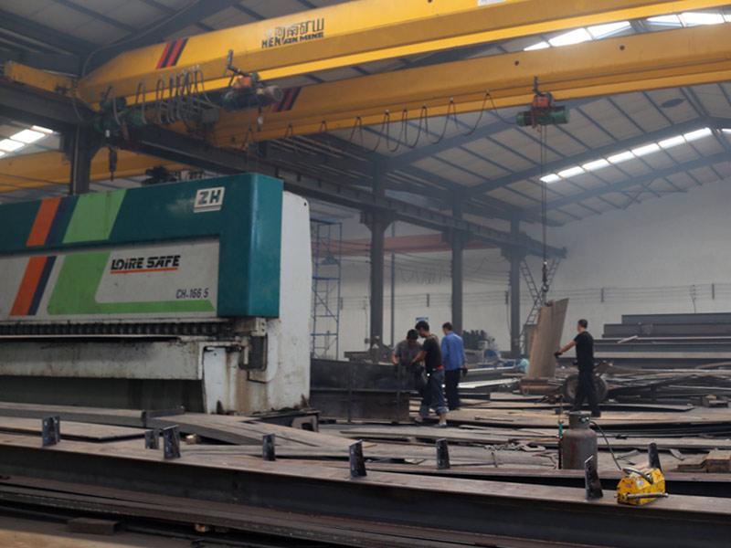 Hebei Hongji Shunda Steel Structure Engineering Co., Ltd