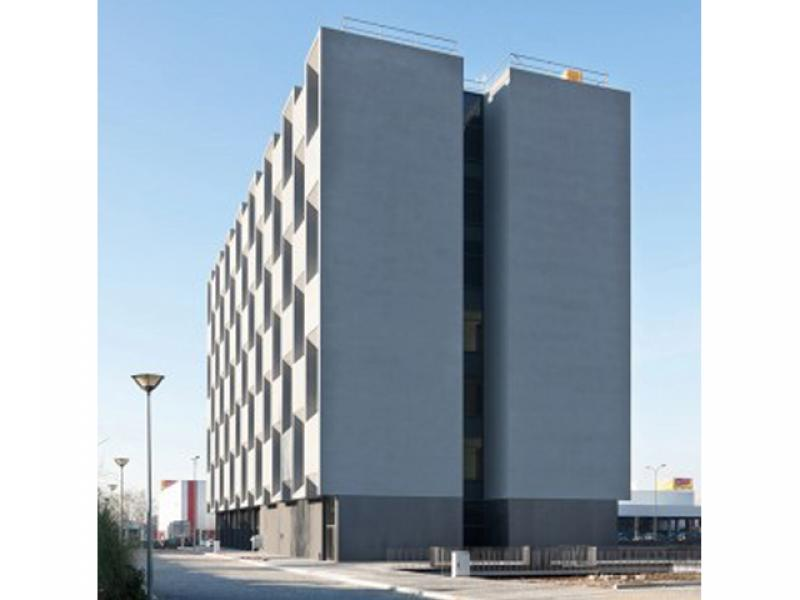 Prefabricated High Rise Steel Building For Hotel And Resorts