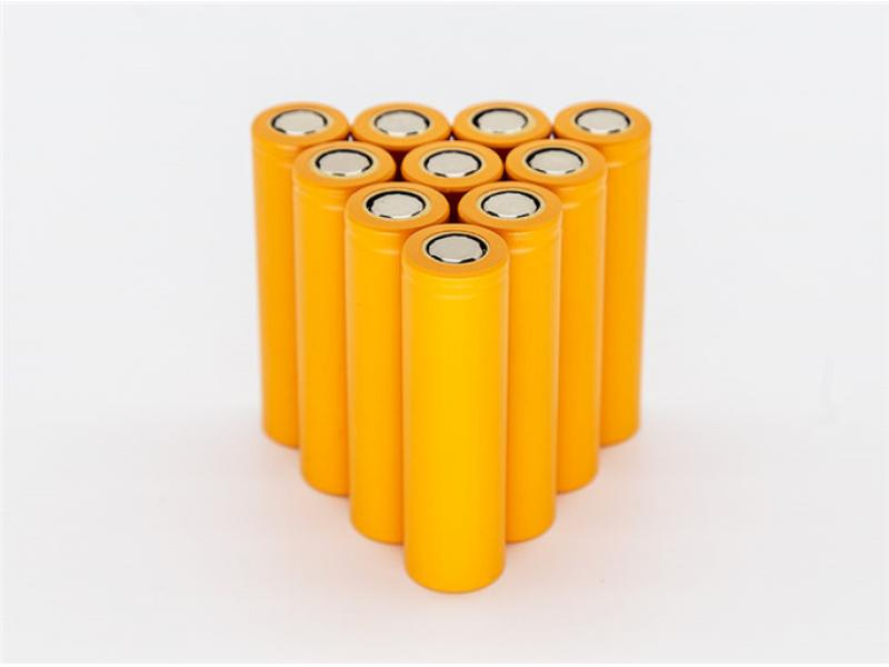 INR18650-2500mAh Li-ion Rechargeable cylindrical battery