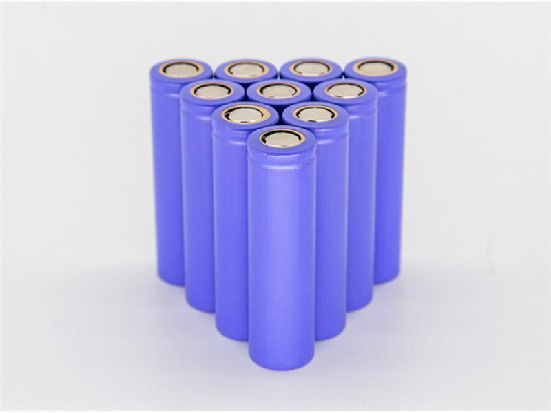 1500mAh Li-ion cylindrical battery
