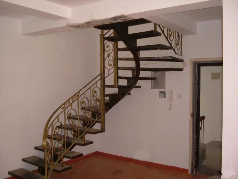 Temperature Resistance galvanized wrought iron balustrades & handrail