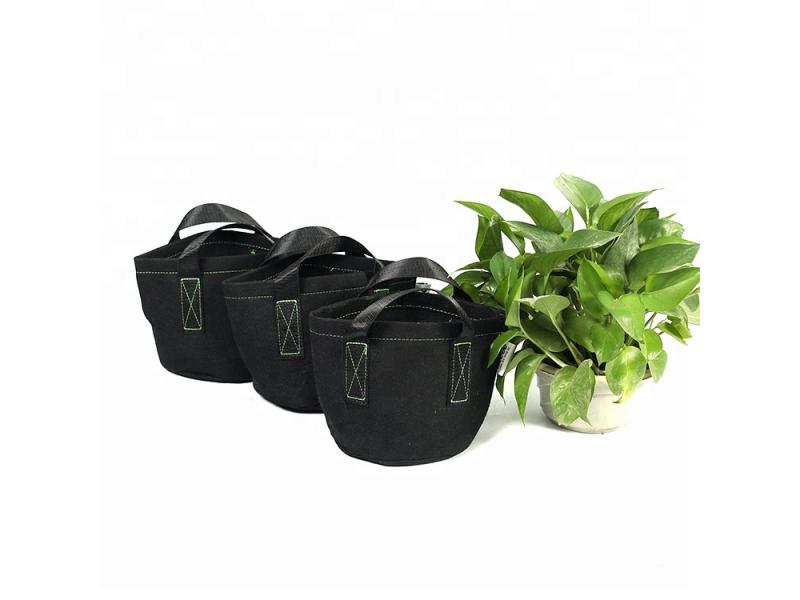 80 gallon plant pots growing bag for vegetable
