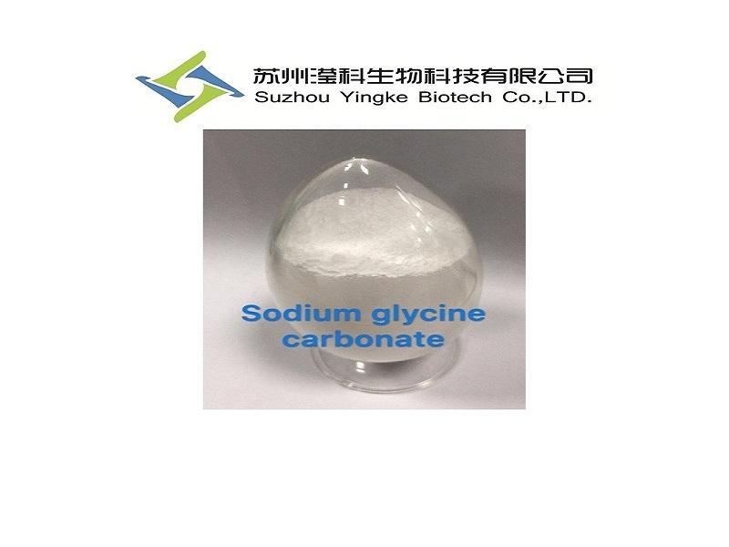 Sodium Glycine Carbonate(Mono-SGC)  Nutrition Enhancers food additive CAS#50610-34-9