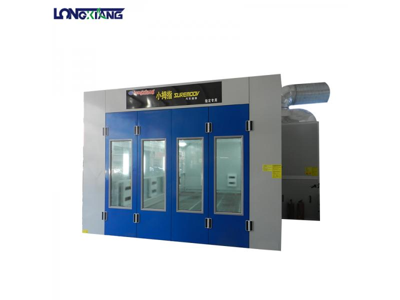 low price electric car painting booth spraybooths
