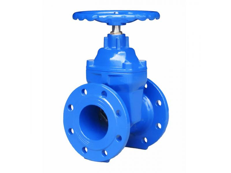 BS5163 Non-rising Stem Resilient Seated Gate Valve