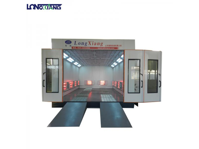 spray booth Automotive spraybooth/car paint spray room CE approve