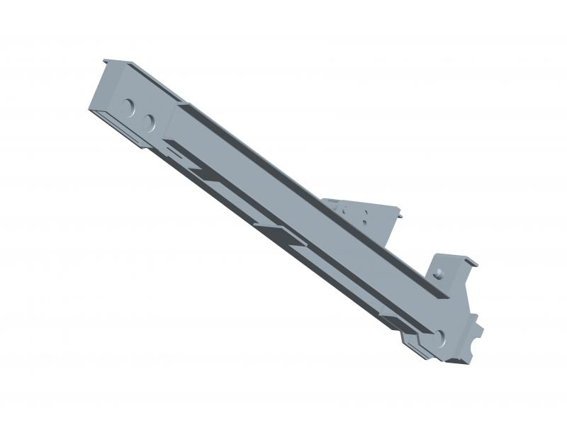 High Stiffness Bailey Bridge Components For Move Load Bridge Bearing
