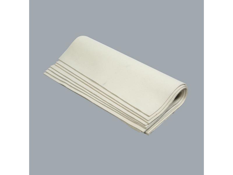 thin heat resistant wool felt material 3mm