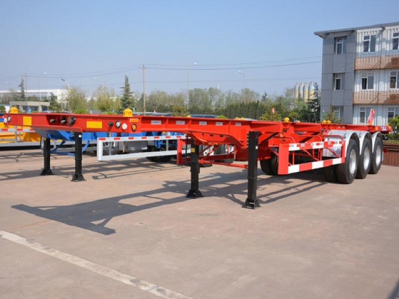 Qingdao Cimc Special Vehicles Co., Ltd