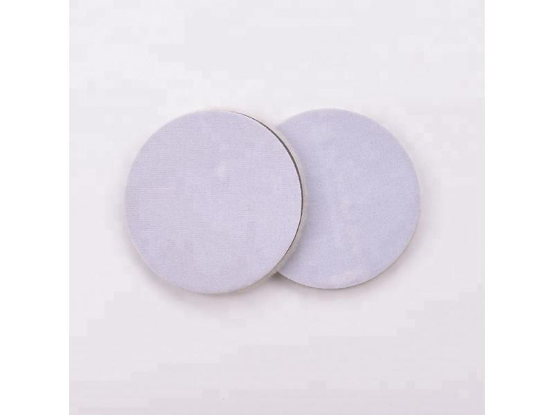 diamond car marble 17 inch woolen polishing pad