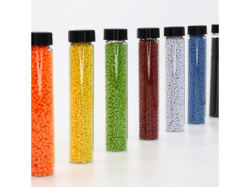 Good Pigment  Plastic Raw Material Color Masterbatch