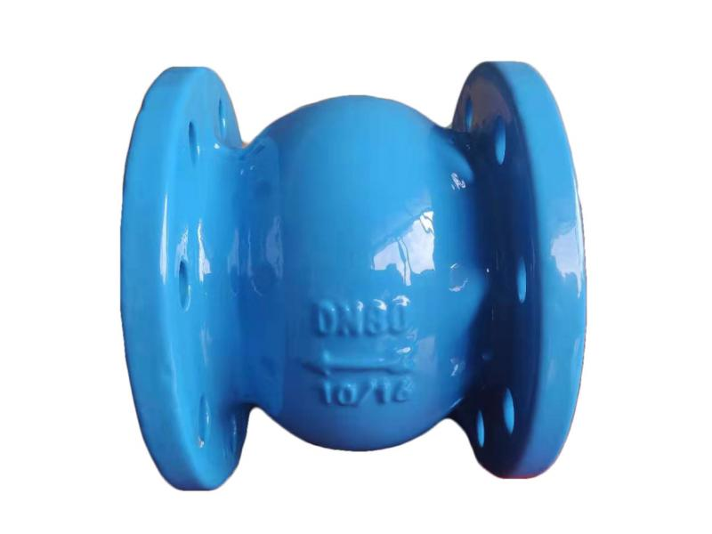 Silent Type Check Valve