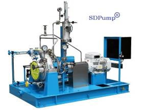 API610 OH2 End Suction Single Stage Centrifugal Pump