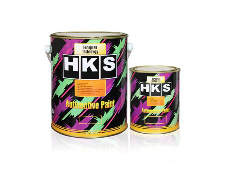Superior quality car body coating HKS brand auto refinish paint