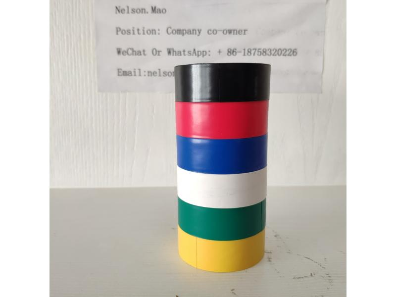 High Quality UL Certificate PVC Electrical Insulation Tape From China Suppliers